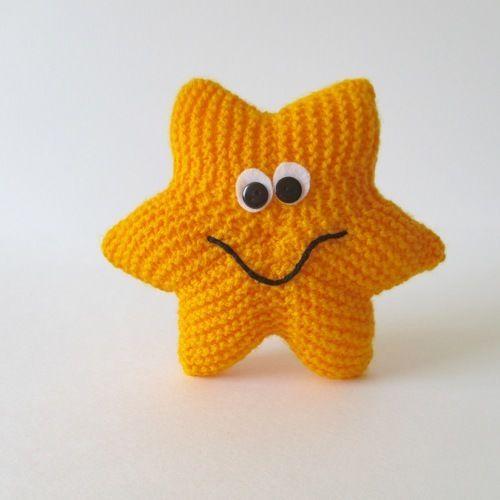 Makerist - Starfish - Knitting Showcase - 1