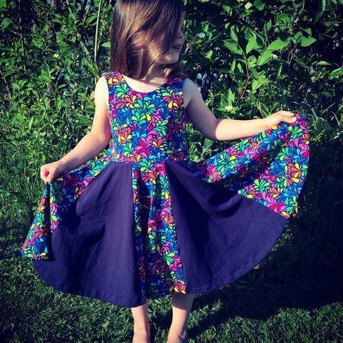 Makerist - Jerseykleid Marisa - ein traumhaftes Drehkleid 💗  - Nähprojekte - 3