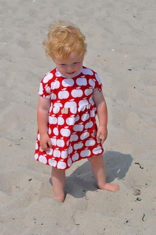 Makerist - Eine lütte Stranddeern für den Sommerurlaub - 1