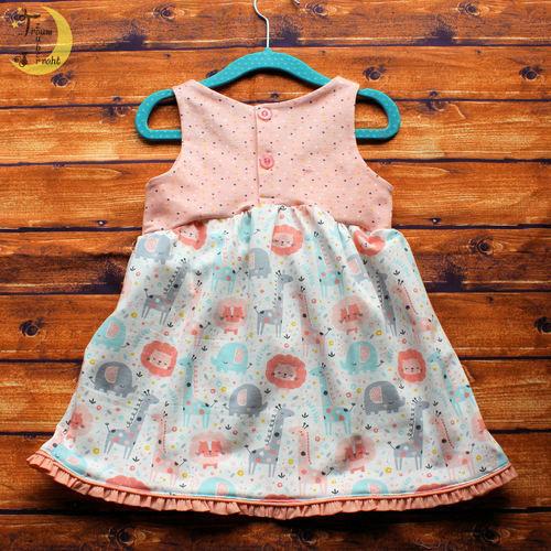 Makerist - Kleid MissElla - Nähprojekte - 2