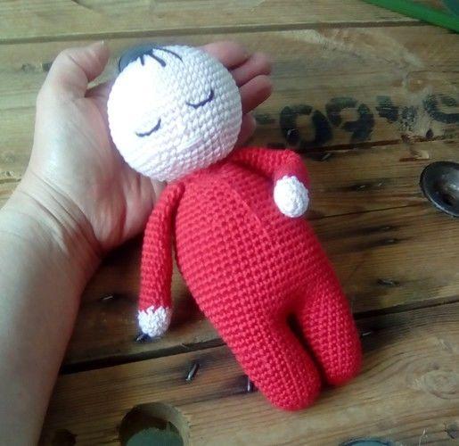 Makerist - S.A.M. a dit, un petit dormeur ! - Créations de crochet - 2
