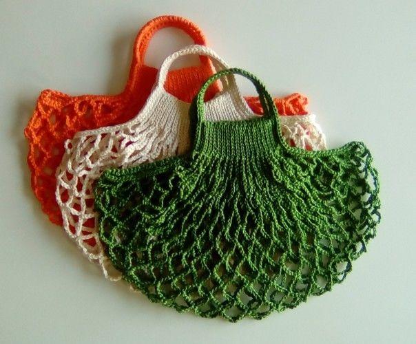 Makerist - S.A.M. a dit... un filet à provision pour la dinette ! - Créations de crochet - 1