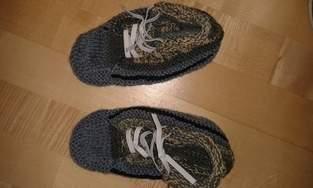 Sneakers-Socken