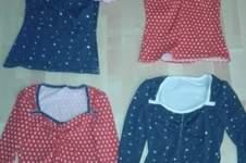 Makerist - Retro-Shirt Boogie in verschiedenen Varianten - 1