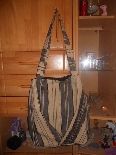 """Makerist - Tasche für meine Tochter """"Faltenliebe""""  und eine für mich + Handytasche und Tatü-Tasche - Nähprojekte - 2"""