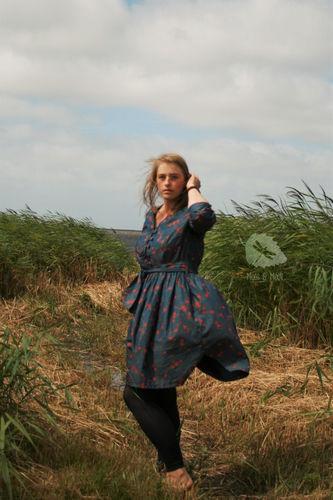 Makerist - Irenes Kleid aus Chambray - Nähprojekte - 2