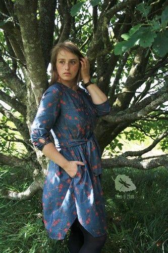 Makerist - Irenes Kleid aus Chambray - Nähprojekte - 3