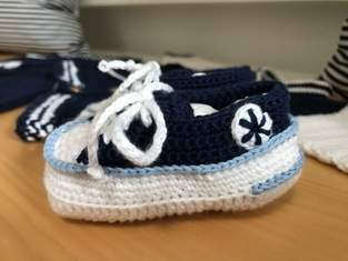 Makerist - Baby Chucks - 1