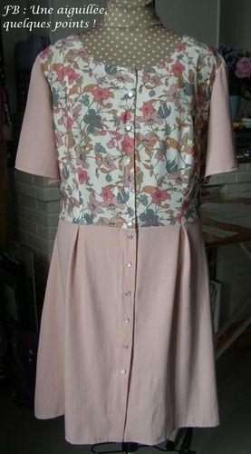 Makerist - Robe toute simple - Créations de couture - 1