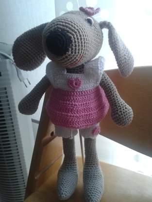 Makerist - Hunde Mädchen Emely - 1