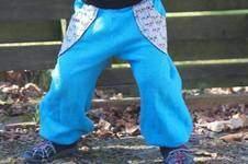 Makerist - Fleece-Hose für coole Jungs - 1