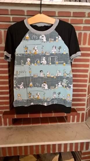 Makerist - Erfinder Shirt für meinen Enkel, 10 Jahre - 1
