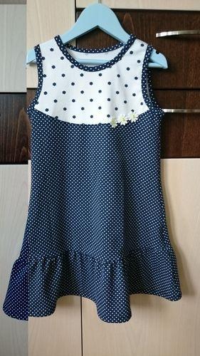 Makerist - Trägerkleid Nr.2 von klimperklein - Nähprojekte - 1
