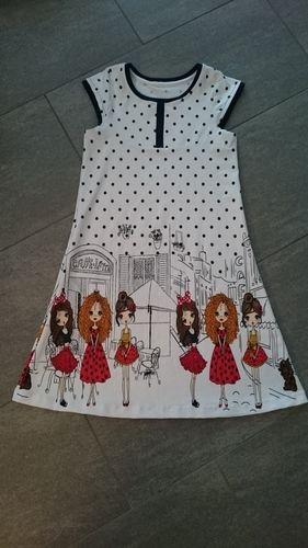 Makerist - Trägerkleid Nr.3 von klimperklein - Nähprojekte - 1