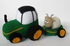 Makerist - Tractor - 1