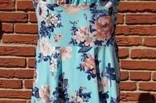 """Makerist - Kleid """" Lara"""" aus Jersey von Laveya - 1"""