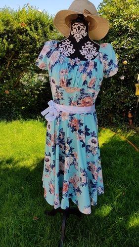 """Makerist - Kleid """" Lara"""" aus Jersey von Laveya - Nähprojekte - 3"""