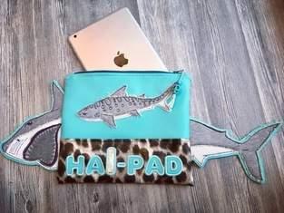 Meine HAipad-Tasche