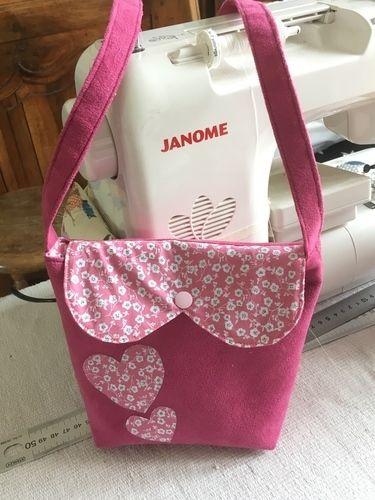 Makerist - Petit sacs pour fille - Créations de couture - 1