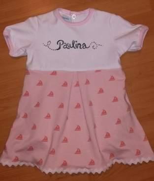 Makerist - Bodykleidchen für Paulina Gr. 74 - 1