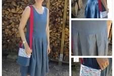 Makerist - Kleid aus Retroliebe (Oberteil) und Burdaschnitt (Rockteil) - 1
