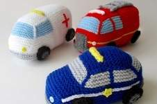Makerist - Emergency Vehicles - 1
