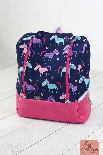 Makerist - MidiKlapPack für meine Tochter - Nähprojekte - 1