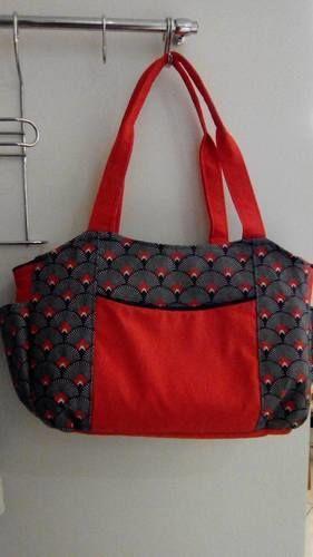 Makerist - sac emma de chez Dehem - Créations de couture - 1