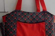Makerist - sac emma de chez Dehem - 1