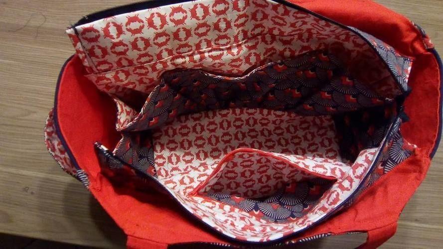 Makerist - sac emma de chez Dehem - Créations de couture - 3