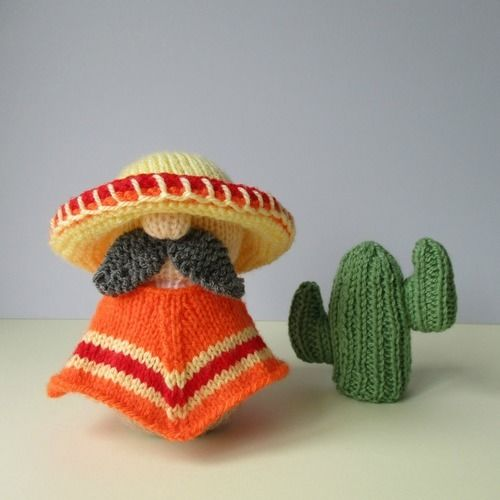 Makerist - Senor Hector - Knitting Showcase - 1