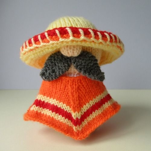 Makerist - Senor Hector - Knitting Showcase - 3