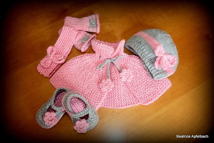 Makerist - Babyschuhe - Häkelprojekte - 2