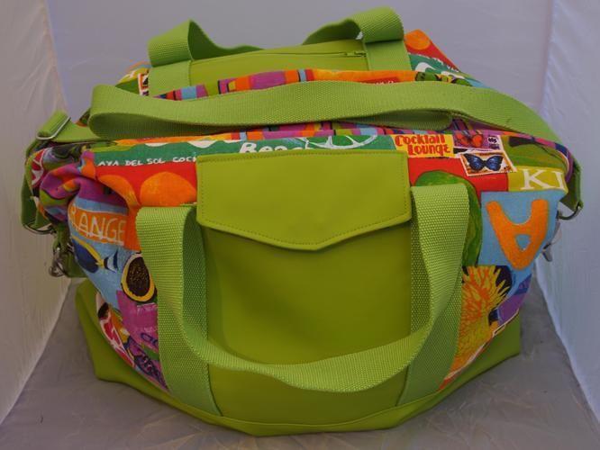 Makerist - WM-Tasche Russia von Alles Naehbar - Nähprojekte - 2