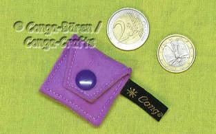 Makerist - DIY - Videoanleitung Filz-Münztäschle, Einkaufswagenchiptäschle, Minitäschle - 1