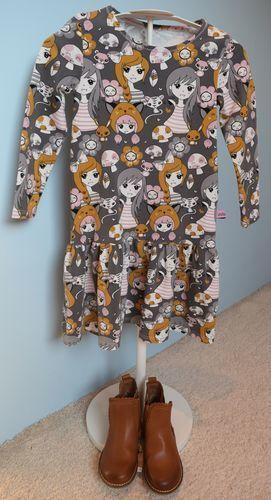 Makerist - Jerseykliedchen für den Kindergarten - Nähprojekte - 1