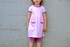 Makerist - Sommerkleid in rosa - 1