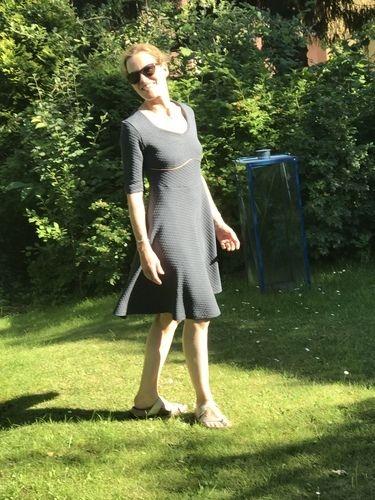 Makerist - Kleid Dira von Prülla - Nähprojekte - 1