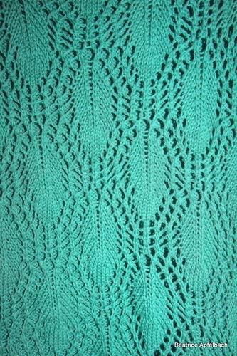 Makerist - Feather Sweater - Strickprojekte - 2
