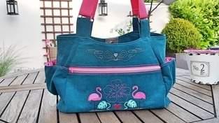 Makerist - Glorietta loves flamingos - 1