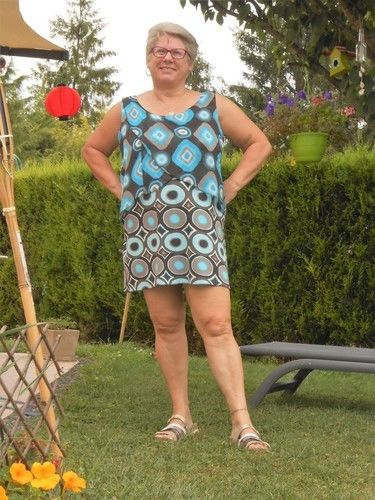 Makerist - petite robe d'été pour moi ! - Créations de couture - 1