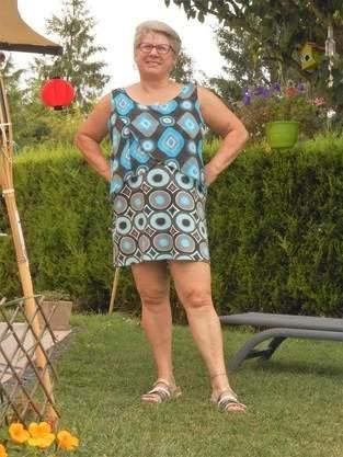 petite robe d'été pour moi !