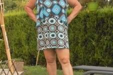Makerist - petite robe d'été pour moi ! - 1