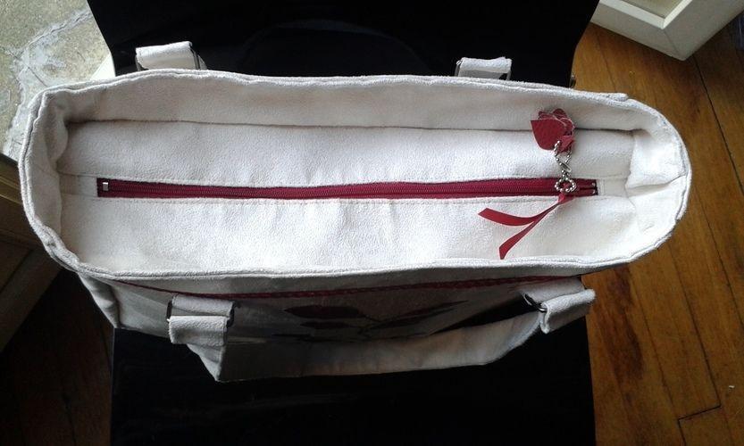 Makerist - Sac Ailean pour le Noel de ma Belle Mere - Créations de couture - 3