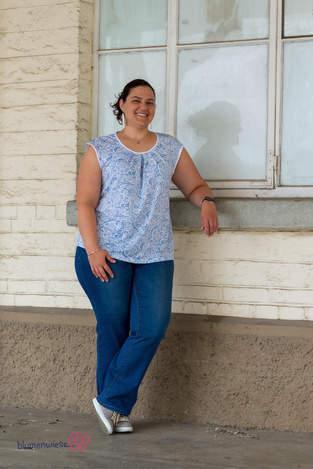 Makerist - Mein neues Lieblingsshirt: Lady Leana von mialuna - 1