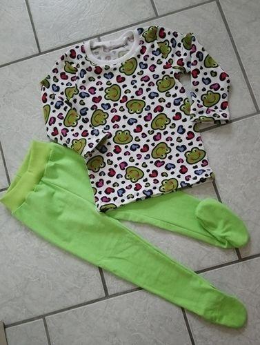 Makerist - Schlafanzug für meine Enkelin Gr.92 - Nähprojekte - 1