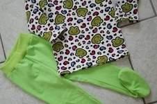 Makerist - Schlafanzug für meine Enkelin Gr.92 - 1