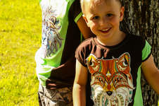 Makerist - Tilt-Shirt aus Jersey für meine Jungs genäht - 1