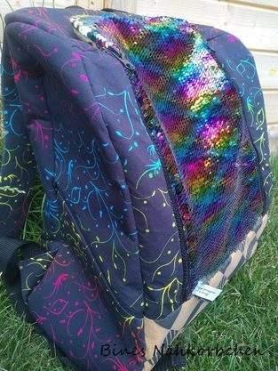 Makerist - Rucksack für mich  - 1
