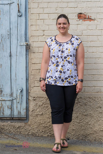 Makerist - Noch eine Lady Leana - Nähprojekte - 1
